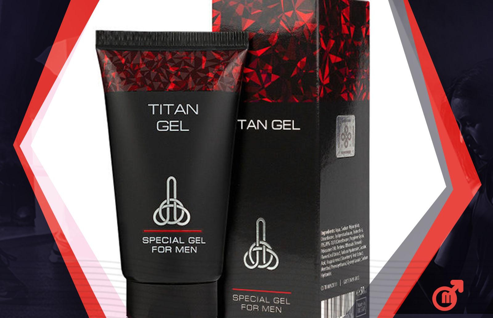 титан гель для увеличения члена